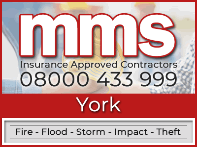 Insurance approved builders in York