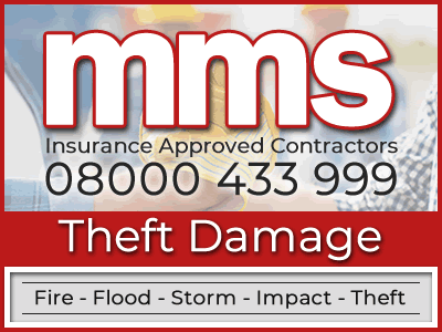 Theft Damage Repair