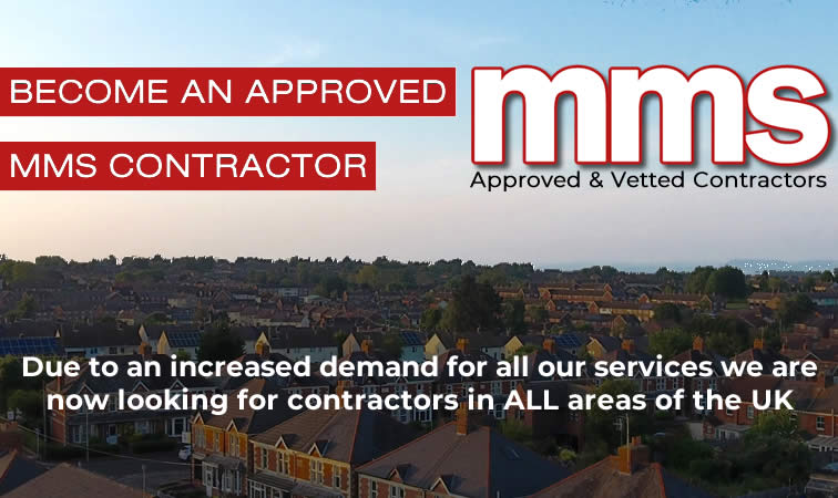 Join the MMS Contractor Network