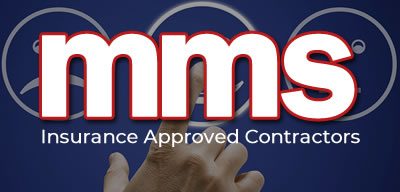 MMS can recommend independent loss adjusters to help with your insurance claim.